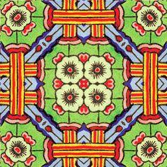 Free Tea Bag Tiles | Tea Bag Folding @ CircleOfCrafters.com: June 2009 Free Tiles of the ...