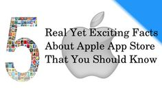 In this blog, you can find five interesting and real facts about the Apple App store that you should know being an Apple fan. So, what are you thinking just go through this blog, enjoy some real facts.