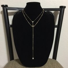 My Kendra Scott Coby Necklace by Kendra Scott! Size  for $$110.00. Check it out: http://www.vinted.com/accessories/necklaces/21862813-kendra-scott-coby-necklace.