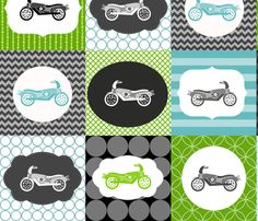 Sons Blocks fabric by natitys on Spoonflower - custom fabric