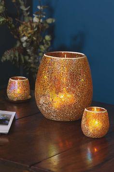 Gorgeous glow.  www.partylite.biz/denisesturgeon