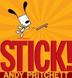 Booktopia has Stick! by Andy Pritchett. Buy a discounted Hardcover of Stick! New Children's Books, Dog Books, Great Books, Books 2016, Six Word Story, Barnyard Animals, Emergent Readers, Children's Picture Books, New Toys