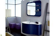 Specchio bagno idee nel 2019 design bath e decor - Mobile bagno curvo ...