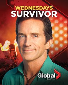 #Survivor - Wednesdays beginning September 19 on Global