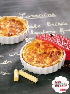 La quiche lorraine. La recette : https://www.facebook.com/herta.fr/photos/a.262257127225424.56499.250368165080987/587331381384662/?type=1theater