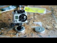 Why is there only suction mounts for GoPros? Why don't they have strong magnet mounts?
