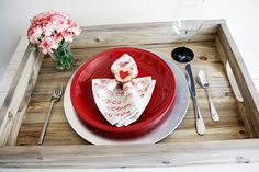 DIY Decorative Trays – Decorating Your Small Space