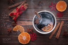 Warming drink by ale