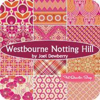 Westbourne Notting Hill Fat Quarter Bundle Joel Dewberry for Free Spirit Fabrics