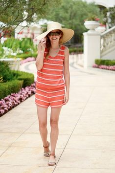 SUMMER SUNNIES and A ROMPER TUTORIAL