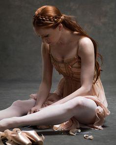 Gillian Murphy, Principal dancer, American Ballet Theatre by Ken Browar and Deborah Ory.