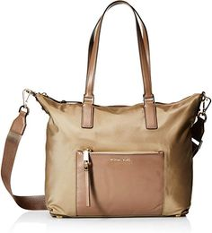 fd3833549dec29 online shopping for MICHAEL Michael Kors Ariana Large Nylon Tote from top  store. See new offer for MICHAEL Michael Kors Ariana Large Nylon Tote. Womens  Bag ...