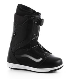 Vans Women's Encore Snowboard Boots 2017 - black/white - Free Shipping