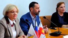 Виктор Тепляков - круглый стол «Развитие туристического бизнеса в Сочи»