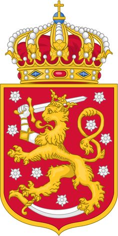 Coat of Arms of Kingdom of Finland (1918-1919)