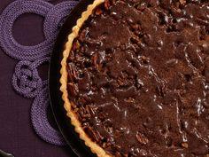 Chocolate Pecan Tart | Food