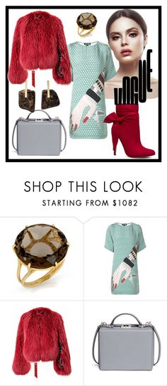 """""""set202"""" by oliviaoistrach ❤ liked on Polyvore featuring Holly Fulton, Mark Cross and Kathleen Whitaker"""