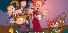 Anjelica from the Rugrats is obviously my favorite. Rich, spoiled, and in charge.