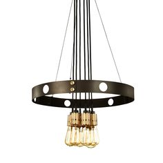 Hero Light by Buster + Punch — ECC Lighting & Furniture Brass Pendant Light, Pendant Chandelier, Pendant Lighting, Light Fittings, Blacksmithing, Light Up, Bulb, Bronze, Indoor