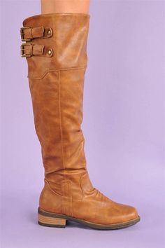 East Village Boot - Cognac