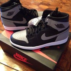 Shadow Air Jordan 1 aka my dream shoes Sneakers Fashion, Fashion Shoes, Shoes Sneakers, Mens Fashion, Kd Shoes, Running Shoes, Nike Free Shoes, Nike Shoes Outlet, Cute Shoes