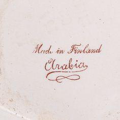MALJAKKO, Fennia-sarja. Arabia 1902-17. - Bukowskis Bukowski, Ceramics, Art, Ceramica, Art Background, Pottery, Kunst, Ceramic Art, Performing Arts