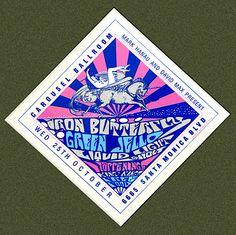 CAROUSEL BALLROOM MASTER - Psychedelic rock - Wikipedia, the free encyclopedia