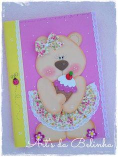 Más sobre Baby Shower y lindos detallitos... :: RT Decoraciones y algo más... Foam Crafts, Paper Crafts, Kids Birthday Cards, Baby Shower, Decorate Notebook, Cute Cartoon Wallpapers, Bts Pictures, Kids Cards, Kids And Parenting