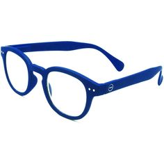 See Concept, Paris Blue Light Screen Protective Glasses ($69) ❤ liked on Polyvore featuring accessories, eyewear, eyeglasses, navy, clear eyewear, lens glasses, keyhole glasses, blue glasses and clear eyeglasses
