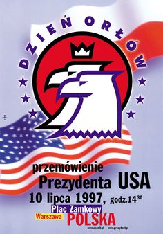 Eagles Day. Speech of the President of the United States. 1997