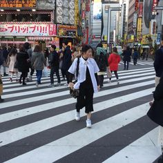 Lost in japan.