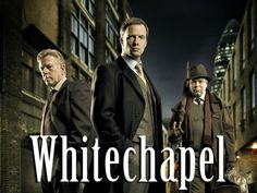 A great British series, now airing its 3rd season in Canada. With Rupert Penrys-Jones and Phil Davis.