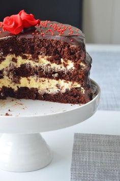 nubsu uploaded this image to 'kuvia mummulle'. See the album on Photobucket. Baking Recipes, Cake Recipes, Dessert Recipes, Finnish Recipes, Danish Food, Sweet Pastries, Baking Cupcakes, Pastry Cake, Yummy Cakes