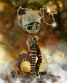 65 Amazing Pictures of 3D Cartoon Characters