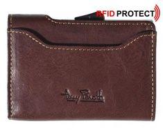 Furbo Kartenbörse Tony Perotti Ausleseschutz braun Leder - Bags & more Wallet, Bags, Pocket Wallet, Handbags, Dime Bags, Handmade Purses, Lv Bags, Purses, Diy Wallet