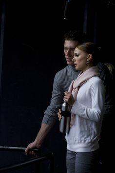 Vincent Cassel & Natalie Portman in Black Swan