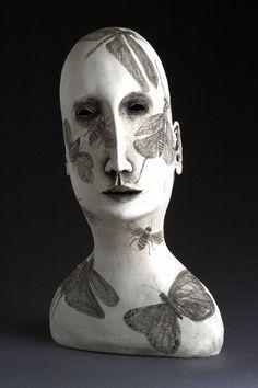 Amanda Shelsher Contemporary Ceramics - Solo Exhibition, Adelaide 2009