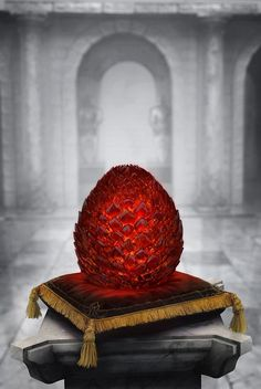 The Dragon's EGG - Game of Thrones book Cover by jamga on DeviantArt