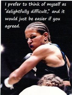 """Picture is of Lucia Rijker, a Dutch professional female boxer, kickboxer, and actress. Rijker has been dubbed by the press and opponents """"The Most Dangerous Woman in the World. Boxing Training, Boxing Boxing, Boxing Girl, Boxing Workout, Female Boxers, Boxing Quotes, Women Boxing, Martial Artist, Clint Eastwood"""