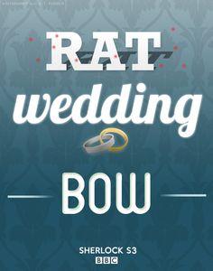 Rat Wedding Bow ...