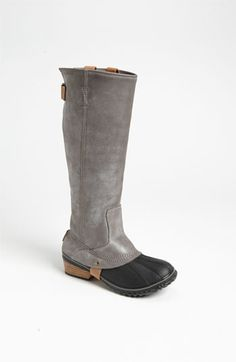 Sorel 'Slimpack' Riding Boot available at #Nordstrom