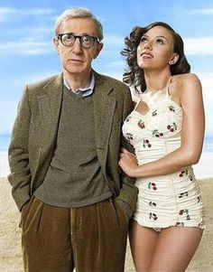 Lentes Retro Woody Allen