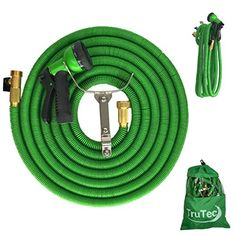 Everything you need to know to find the best garden hose including the difference in diameters materials how to get the right length u0026  sc 1 st  Pinterest & 12 best hoses images on Pinterest | Garden hose Water hose and ...
