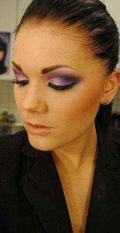 Linda Hallberg. Can do an awesome makeup job.
