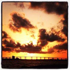 My beautiful city...Ocean Springs...
