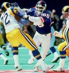 Giants linebacker Lawrence Taylor