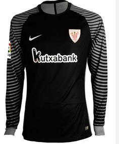 Camiseta portero Athletic Club Bilbao manga larga 2017 4a94bd3621889