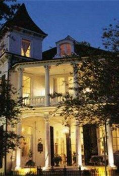 The Melrose Mansion, walking distance to the excitement of world-famous Bourbon Street, is a Victorian Gothic style home built in 1884 and recently restored to the original grandeur.