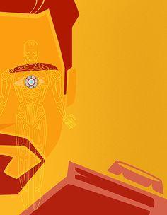 Jeffrey Veregge, Iron Man