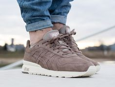 Asics GT-II taupe grey 2